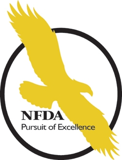 NFDA Pursuit of Excellence Award Recipient